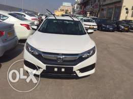 Daily Rent for Honda Civic saloon car
