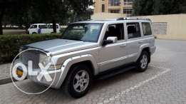 Expat used Jeep Commander