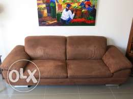 Sofa set for 6 persons