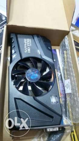 Sapphire RADEON HD 7770 - GHz Edition Graphic Card 1GB