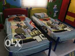 kids bed for sale each one RO 40