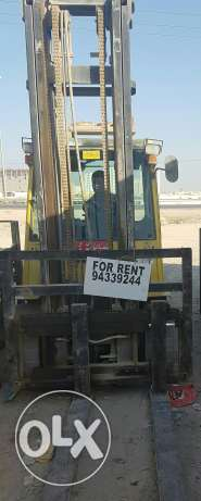 5 ton hyster forklift for sale