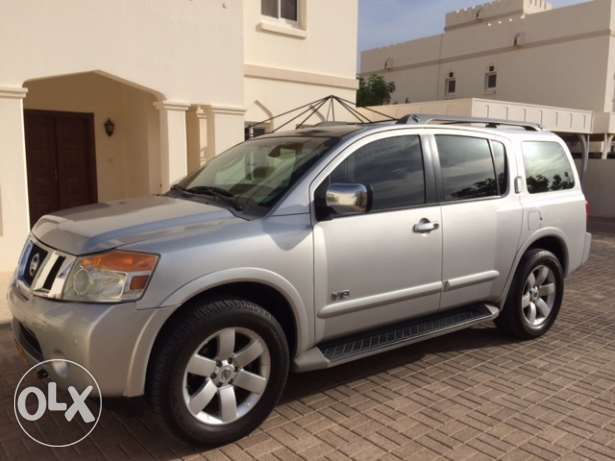 Nissan Armada 2009 LE Full Option (Only 117,000KM)