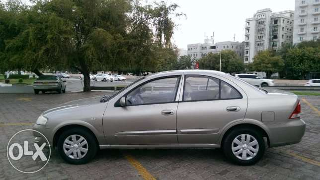 Pay 45 RO monthly Nissan Sunny 2012 low mileage 72000 k dealer service