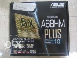 لوحة Motherboard : ASUS A68HM-PLUS