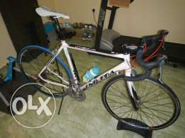 Racing Bike, Made in Germany + Home Trainer and other gears