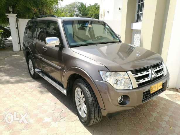 Brown 2013 Pajero. Fully Loaded Agency Serviced. 3.8L.