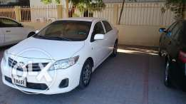 1.6 Corolla 2013 model for sell urgently