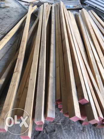 3/3 wooden peaces for sale ! صلالة -  2