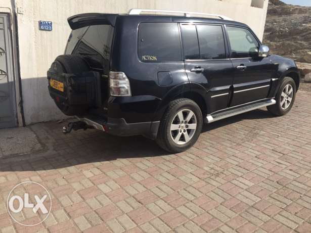 Pajero 3.8ltr Top of the range 1 years insurance