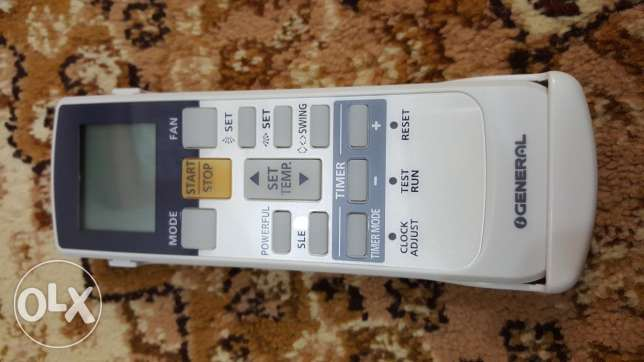Original General Remote control unit Model-Ar-Rj1E for sale