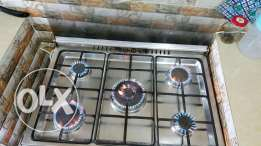Starway cooker 5 burners for sale