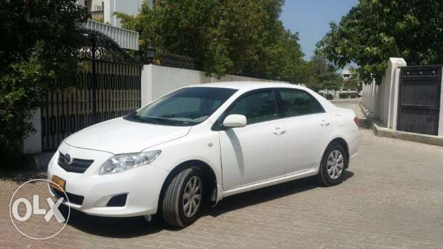 toyota corolla 1.6 cc with low fuel