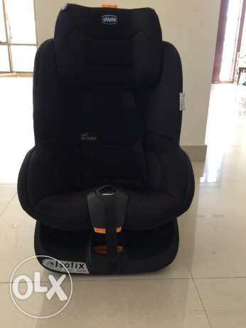 Car Seat Chicco Oasys 1 Isofix - Black for Sale مسقط -  3