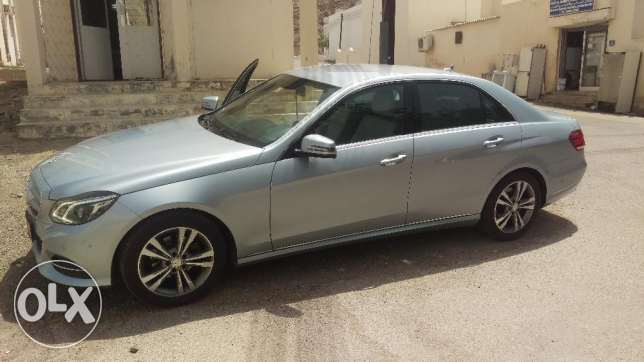 Mercedes-Benz E200 - ONLY 30,000 KMS