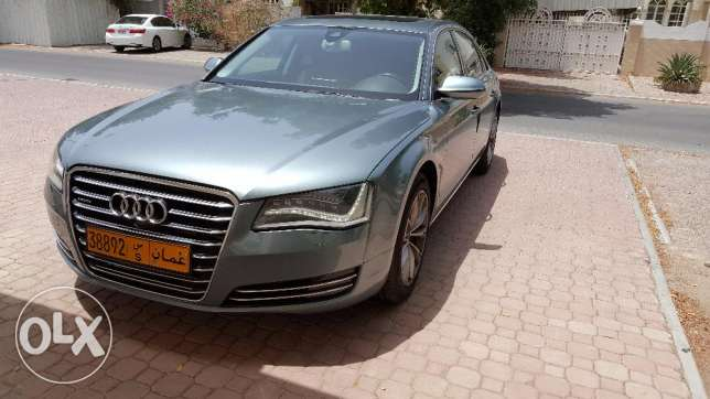 Audi A8 3.0T Top of the range Special edition