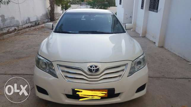 Toyota Camry 2011 GCC specifications
