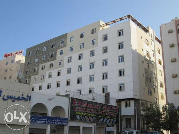 New Ground Floor Commercial Unit For Rent, Al Khuwair, 193m2