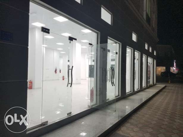 Showroom For Rent in Mabela RF 249 مسقط -  2