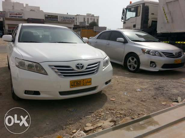 Toyota camry 2009 model. price 2000 or slightly negotiatabl السيب -  8