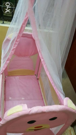 baby cot for sale السيب -  8