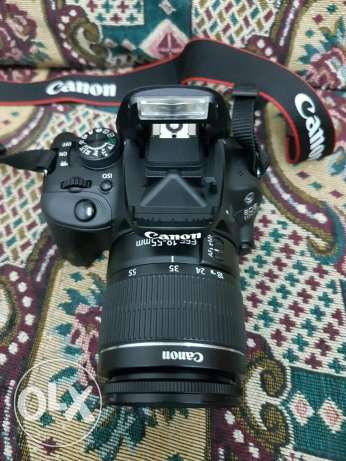 Canon 100D with 18-55mm for sale مسقط -  4