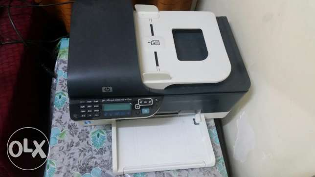 20HP Officejet J4580 All-in-One