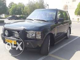 RANGE ROVER HSE 2005 All service with the dealer MHD Oman very clean