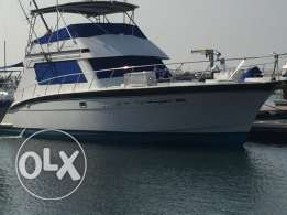 Hatteras 55ft Sport Fisherman Convertable Boat For Sale