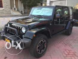 Jeep Wrangler Rubicon X 2016 only 5000 km