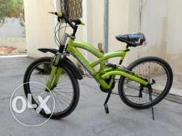 دراجه قويه بحاله ممتازه heavy duty cycle very good condition 45