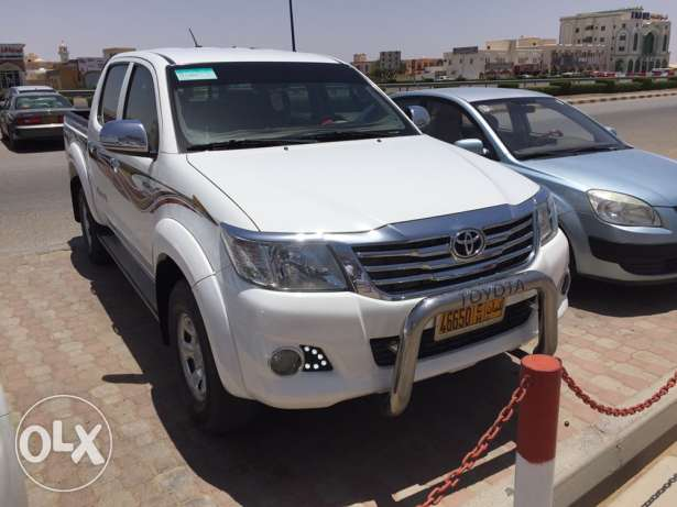 Hilux 4wd, Gear manual