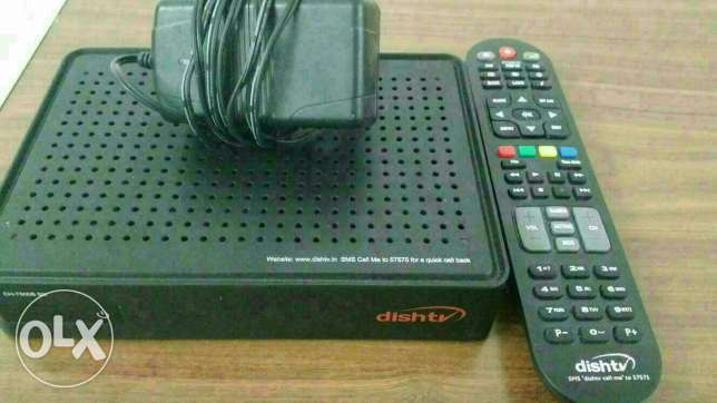 Receiver with remote Dish Tv مسقط -  1