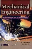 Mechanical Engineering book by R.S khurmi
