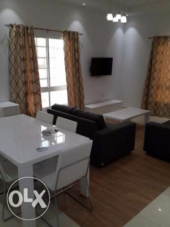 furnished 3 bhk flat for rent inal mawaleh south السيب -  7