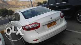 Renault fluence 2012 serviced by agency
