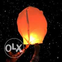 Sky Lanterns limited quantities