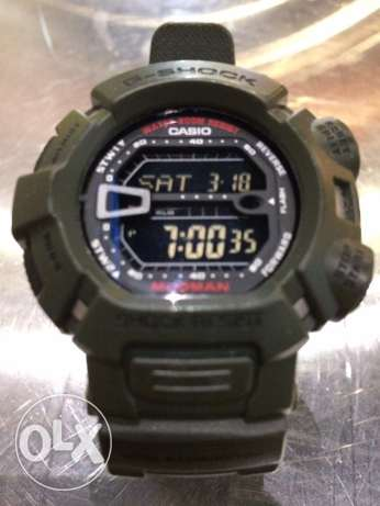 Casio Gshock G-9000-3V For sale or exchaged
