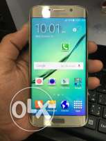 Samsung S6 Edge Gold 32GB Good Condition in Cheap Price