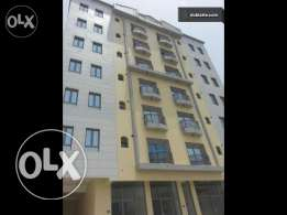 V.Modern 1 Bhk Flat For Rent In Wadi Kabir Near Round About +Parking