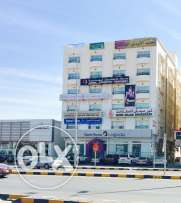Rent for flat in Barka at Bank Nizwa bldg