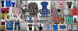 Ladies Clothes for SALE ! Fast selling.