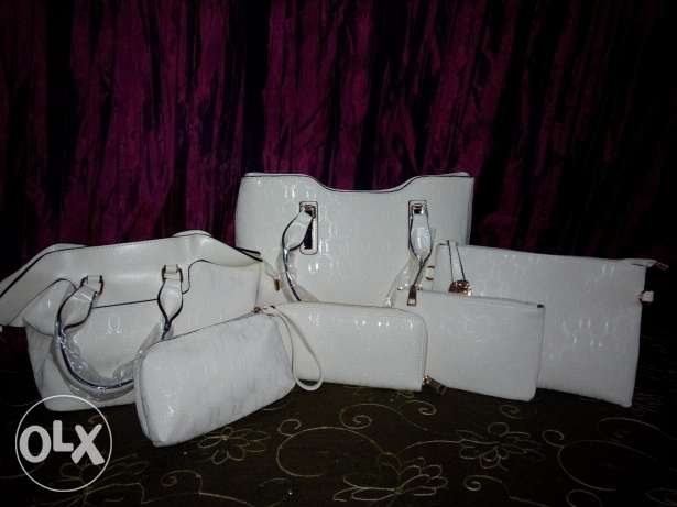 fashion bags 6 pcs set