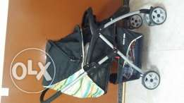 Baby pram ,very rarely used.In good condition.