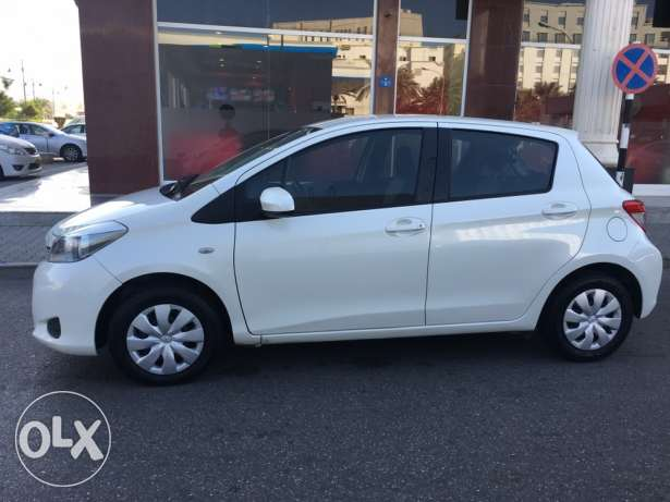 Toyota Yaris hatch back 2013 مسقط -  3