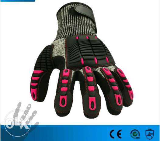 Wholesale High Quality safety gloves مسقط -  7