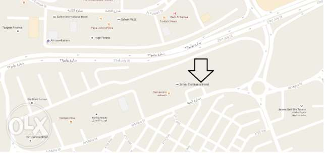 Showroom available in Al Khuwair بوشر -  4
