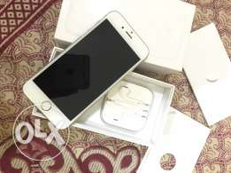 iphone 6 gold 16GB excellent condition with all accessories