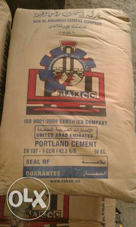 Cement for sale بهلاء -  3