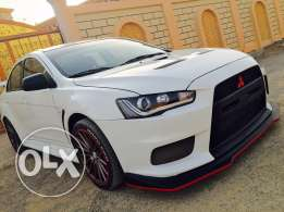 mitsubishi lancer evo 2.00 turbocharged